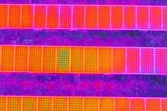 termografia pannelli solari