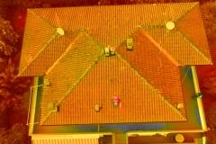 termografia tetto